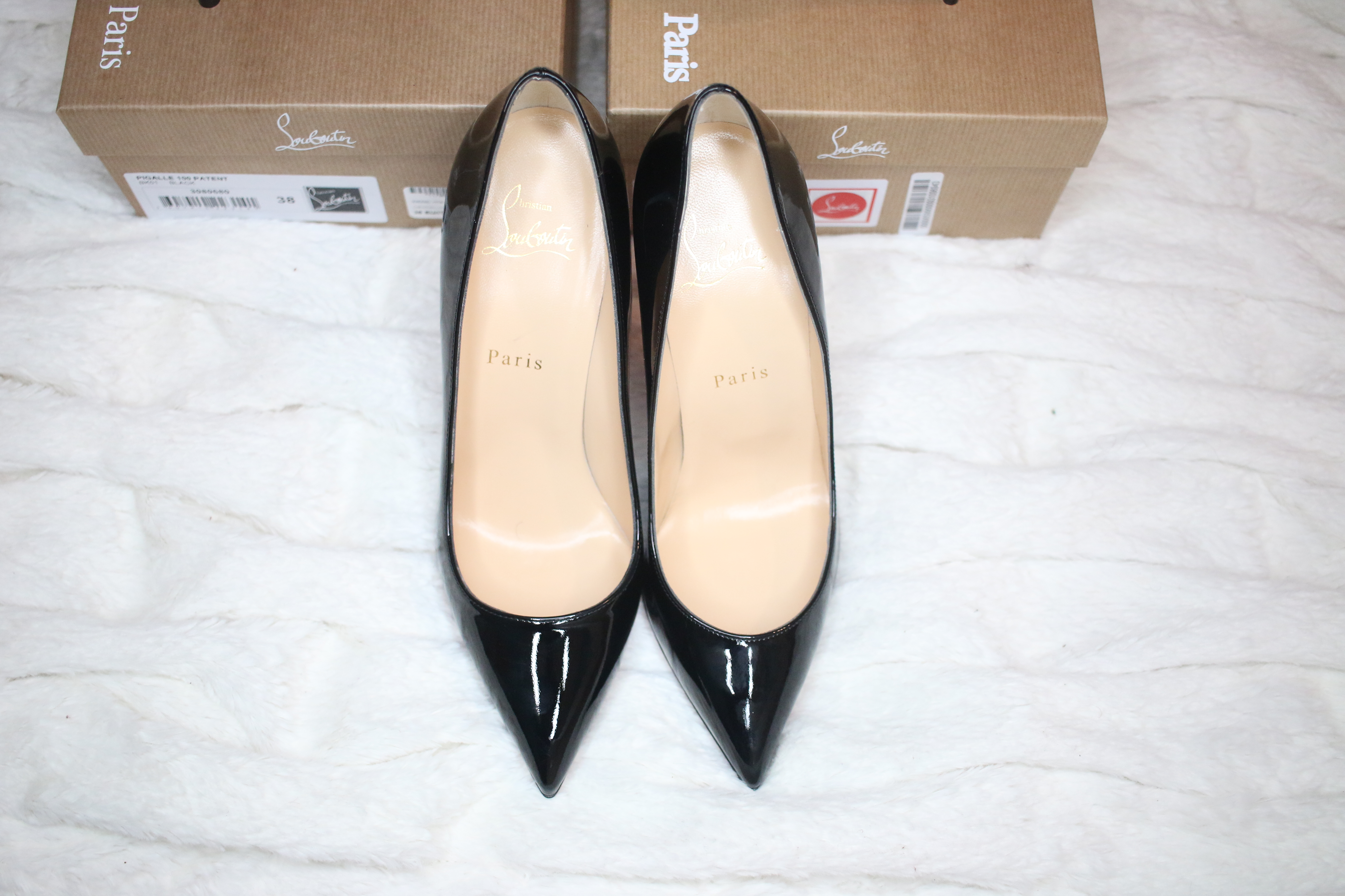 louboutin pigalle review